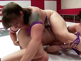 Mistress Kara Is Back And After The Belt, Cheyenne Jewel Stands In Her Way