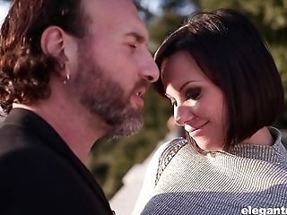 Fucking Hot Cougar Alysa Gap Gets Her Vagina Slammed By Hot Blooded Paramour