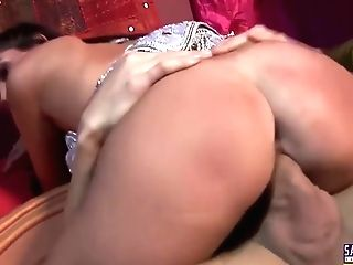 Big Orgy After The Ball With Kat Lee