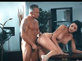 Sizzling Bitch Silvia Saige Is Fucked By Hot Blooded Elder Paramour