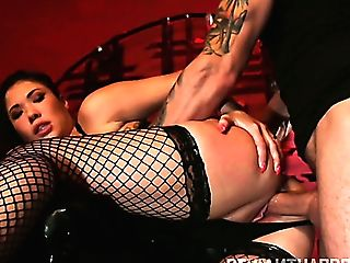 Blinded Fairly Buxom Whore London Keyes Is Worth Hard Grinding