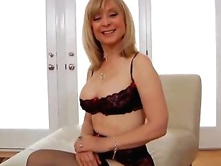 Ary Nina Solo In Stockings - Polishviking