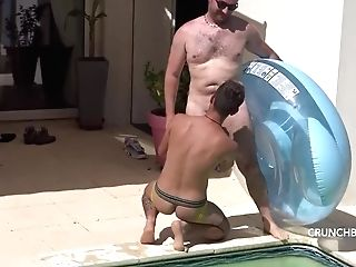 Twunk Fucked Without A Condom And Breeded In Jockstrap By Teacher Matures For Crunchboy