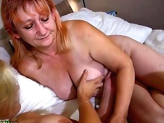 Nubile Dolls With Big Tits And Old Matures