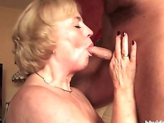 Bbvideo.com German Mummy Takes A Hard Prick