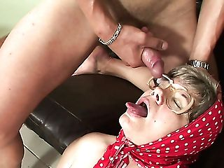 Too Crazy To Stay Still Matures Whore Exposes Her Big Caboose And Fucks Well