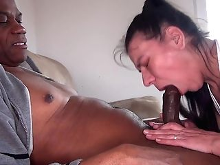 He Likes Her Old Hairy Cunt