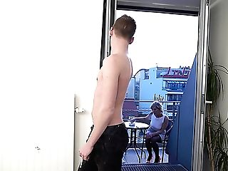 Tattooed Matures Slender Whore Gives A Fellatio To Win Some Cuni