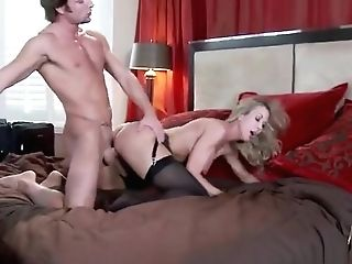 Unbelievable Huge-chested Maried Woman Brandi Love Performing In A Hot Female Domination Porno Vid